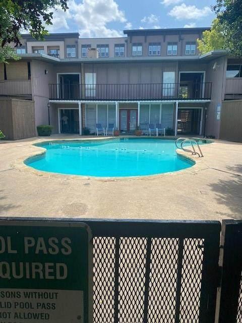 2627 Douglas Avenue #120, Dallas, TX 75219 (MLS #14670935) :: The Juli Black Team