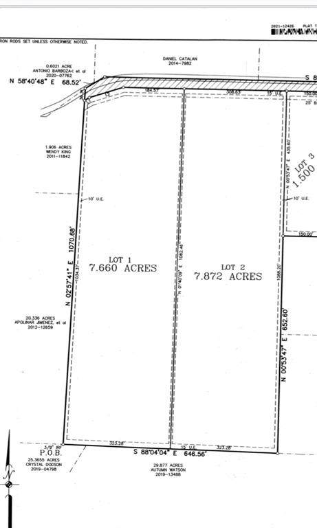 LOT 1 County Rd 4110 - Photo 1