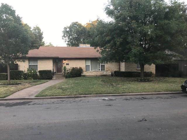 6730 Oriole Drive, Dallas, TX 75209 (MLS #14671716) :: Real Estate By Design