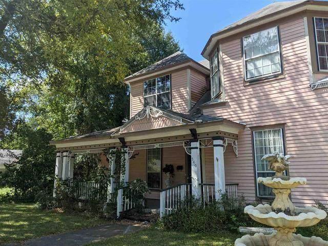 540 12th Street SE, Paris, TX 75460 (MLS #14672127) :: Robbins Real Estate Group