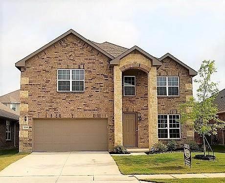 2245 Juarez Drive, Fort Worth, TX 76177 (MLS #14672145) :: Real Estate By Design