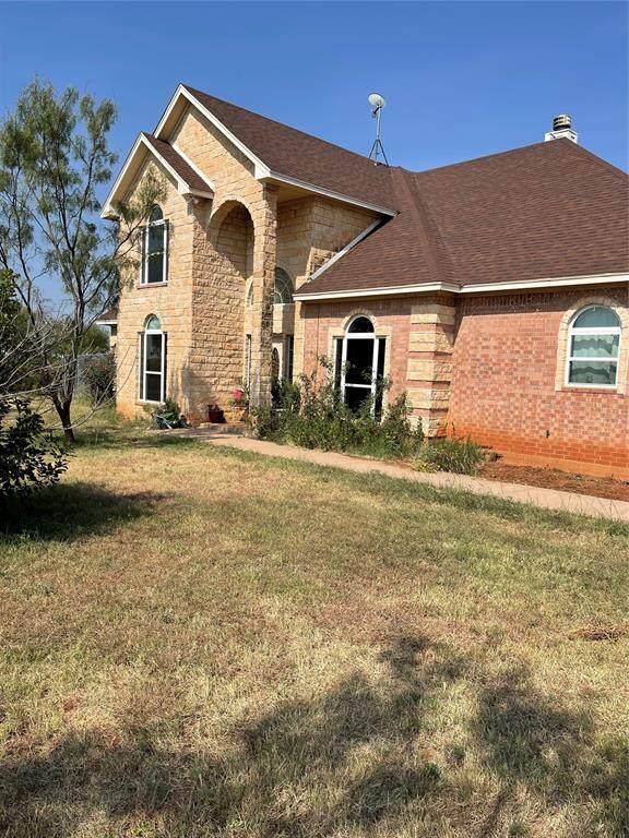 549 County Road 360, Merkel, TX 79536 (#14672169) :: Homes By Lainie Real Estate Group