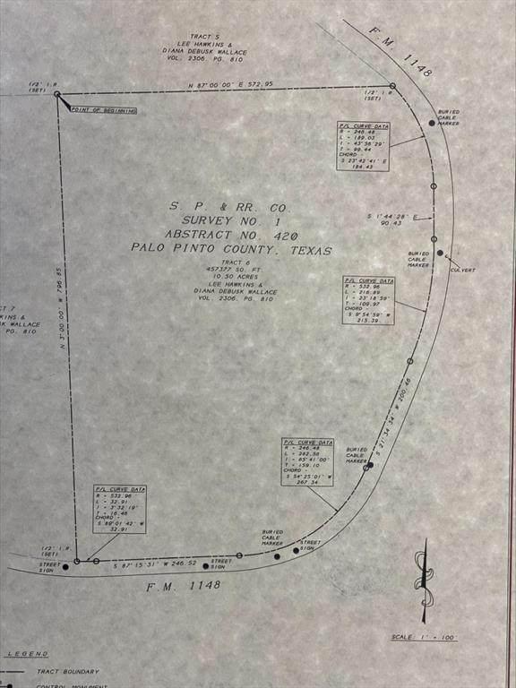 TBD Fm Road 1148-6, Graham, TX 76450 (MLS #14672170) :: NewHomePrograms.com