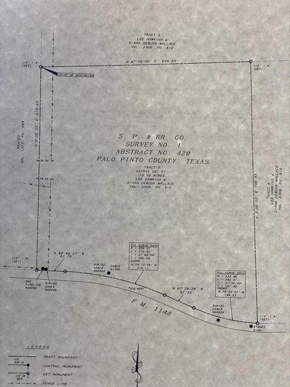TBD Fm Road 1148-7, Graham, TX 76450 (MLS #14672190) :: NewHomePrograms.com