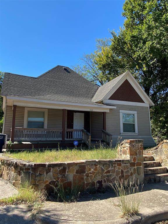 1024 E Hattie Street, Fort Worth, TX 76104 (MLS #14672542) :: Robbins Real Estate Group