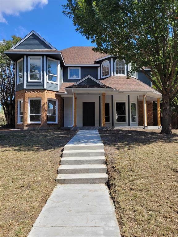 5020 Ridgeview Court, North Richland Hills, TX 76180 (MLS #14672916) :: Premier Properties Group of Keller Williams Realty