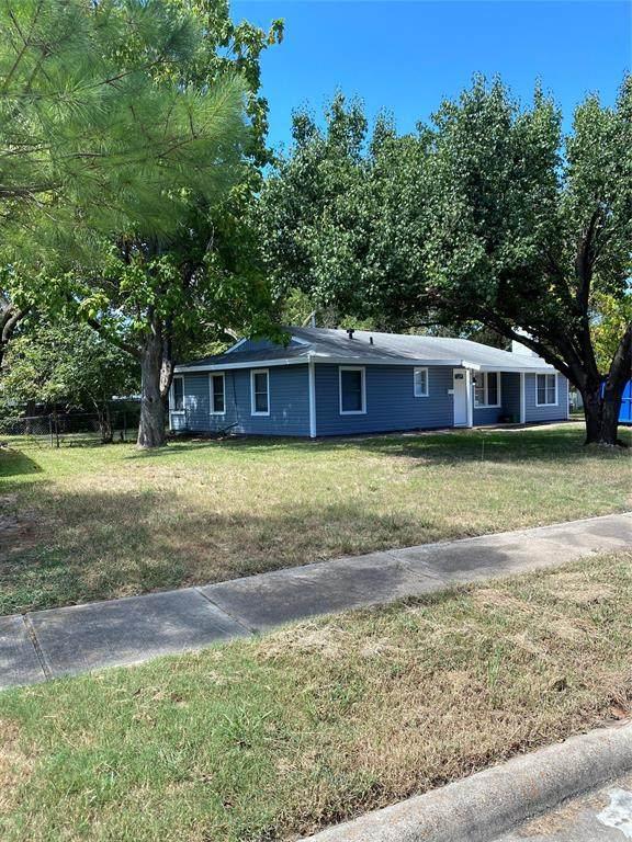 909 Patria Drive, Mesquite, TX 75149 (MLS #14673037) :: Real Estate By Design