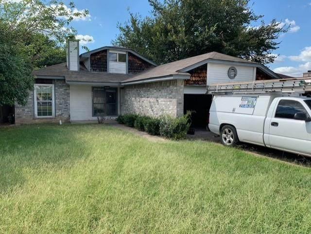 6517 Mattney Drive, Dallas, TX 75237 (MLS #14673239) :: Real Estate By Design