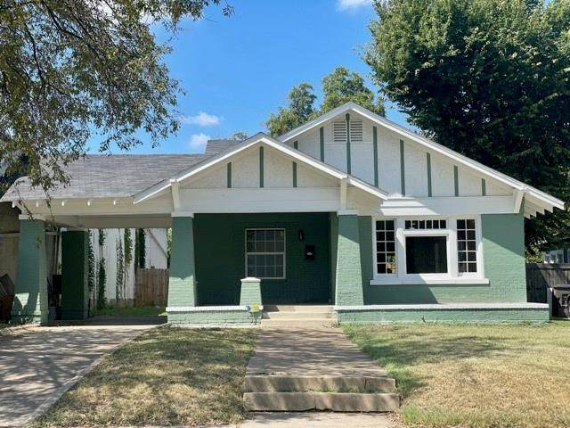 3036 College Avenue, Fort Worth, TX 76110 (MLS #14673385) :: Real Estate By Design