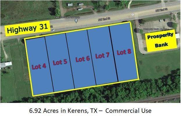 1401 NW 2nd Street Highway, Kerens, TX 75144 (MLS #14673524) :: Real Estate By Design