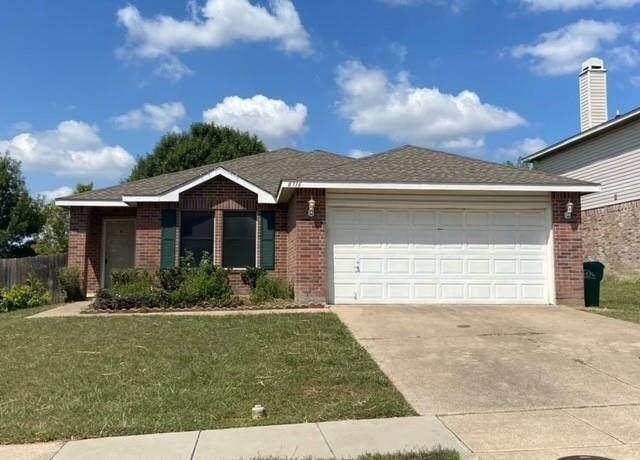 8716 Swan Park Drive, Denton, TX 76210 (MLS #14673544) :: VIVO Realty