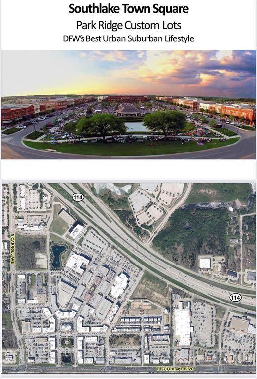 225 Park Ridge Boulevard, Southlake, TX 76092 (MLS #14673756) :: VIVO Realty