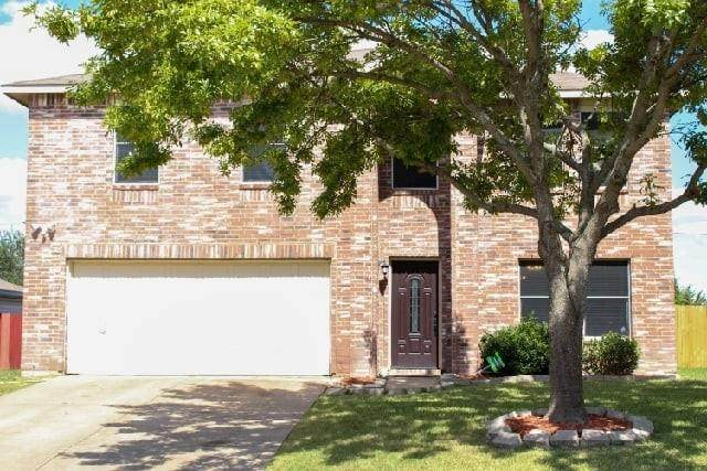 4220 Boxwood Drive, Balch Springs, TX 75180 (MLS #14673769) :: Real Estate By Design