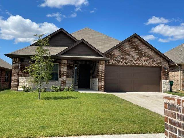 8570 Larry Court, Greenville, TX 75402 (MLS #14673945) :: 1st Choice Realty