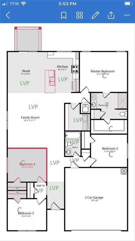 3807 Anastasia Lane, Heartland, TX 75126 (MLS #14674148) :: Real Estate By Design