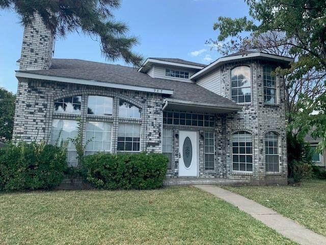 987 Cassion Drive, Lewisville, TX 75067 (MLS #14674271) :: Real Estate By Design