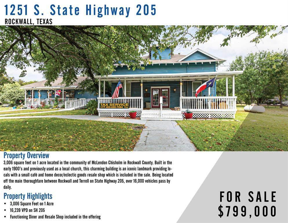 1251 State Highway 205 - Photo 1