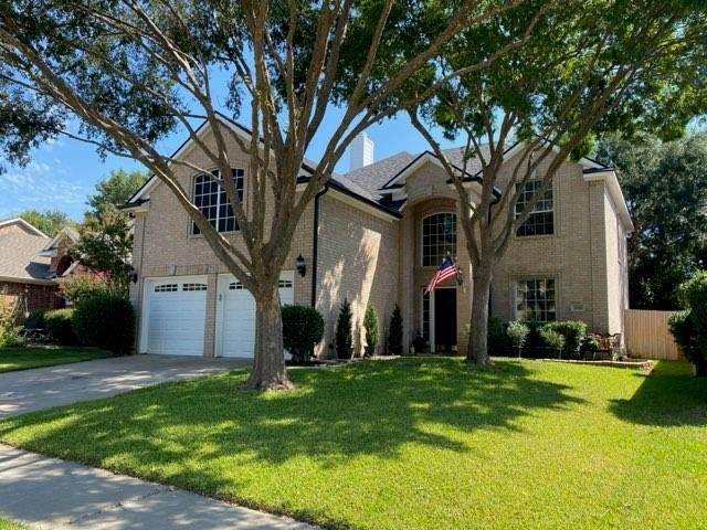 2128 Clubside Drive, Corinth, TX 76210 (MLS #14674438) :: All Cities USA Realty