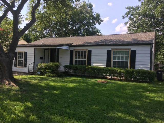 3416 Brady Avenue, Fort Worth, TX 76109 (MLS #14674616) :: Real Estate By Design