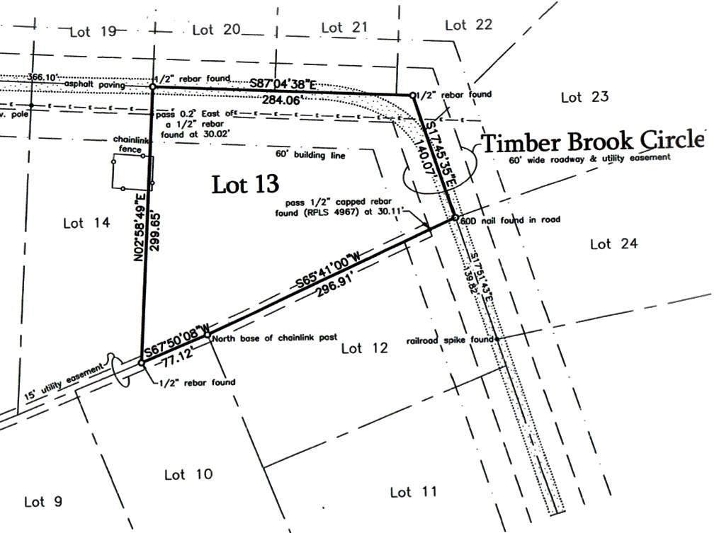LOT 13 Timber Brook Circle - Photo 1