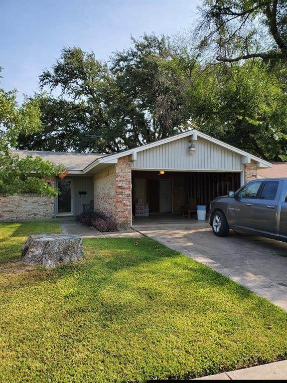 1522 Heritage Drive, Garland, TX 75043 (MLS #14675361) :: The Russell-Rose Team