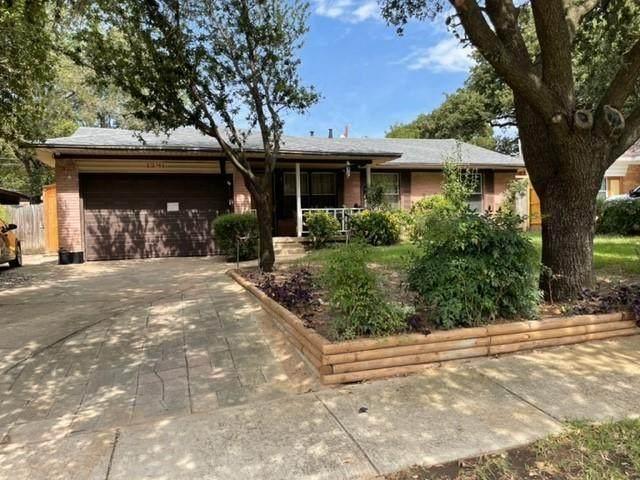 1241 Mistletoe Drive, Irving, TX 75060 (MLS #14675558) :: VIVO Realty