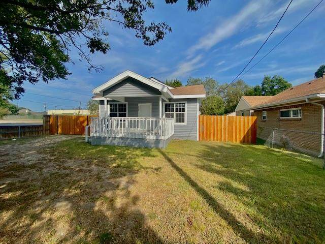 1014 S Peachtree Road, Mesquite, TX 75149 (MLS #14675640) :: Real Estate By Design