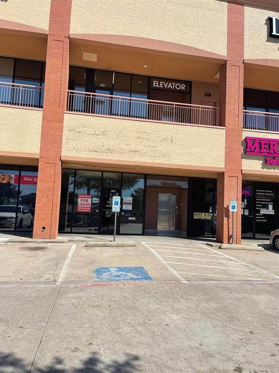 2548 Dickerson Parkway #200, Carrollton, TX 75006 (MLS #14675661) :: KW Commercial Dallas