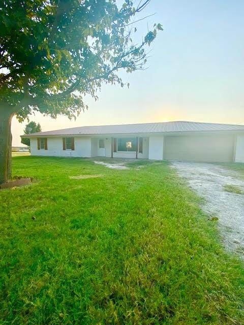 1292 Mcdonald Road, Bellevue, TX 76228 (MLS #14676351) :: Real Estate By Design