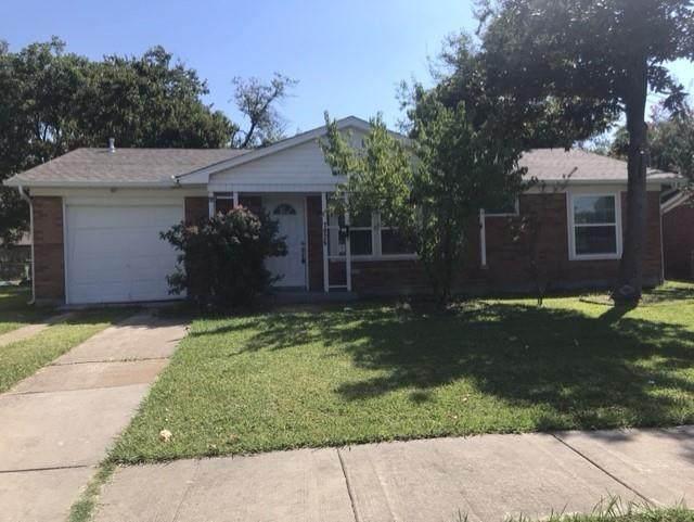 1926 S 3rd Street, Garland, TX 75040 (MLS #14677516) :: Trinity Premier Properties