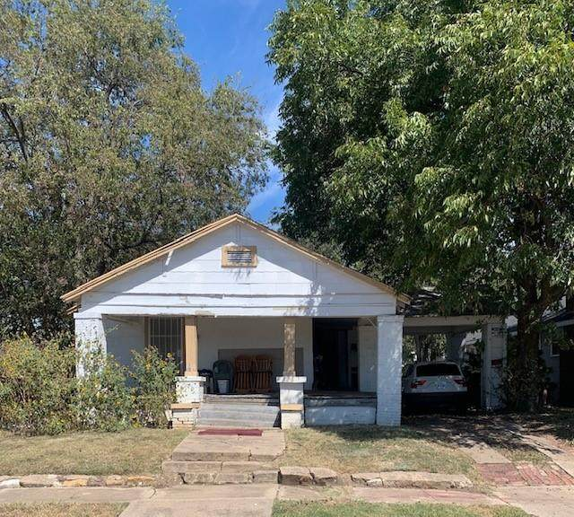 1205 E Richmond Avenue, Fort Worth, TX 76104 (MLS #14677689) :: The Star Team | Rogers Healy and Associates