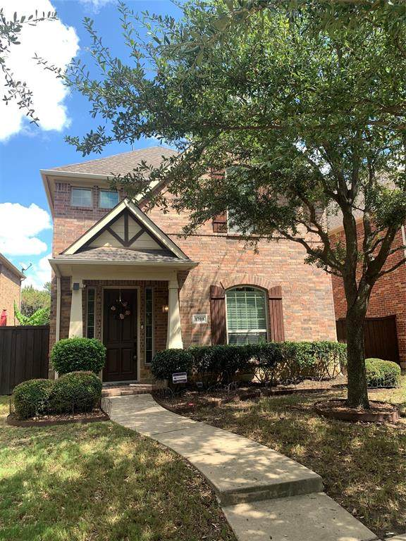 1708 Coronado Street, Allen, TX 75013 (MLS #14677729) :: Frankie Arthur Real Estate