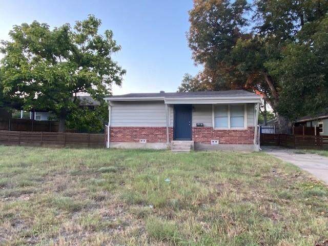 2333 Bird Street, Fort Worth, TX 76111 (MLS #14677734) :: Real Estate By Design