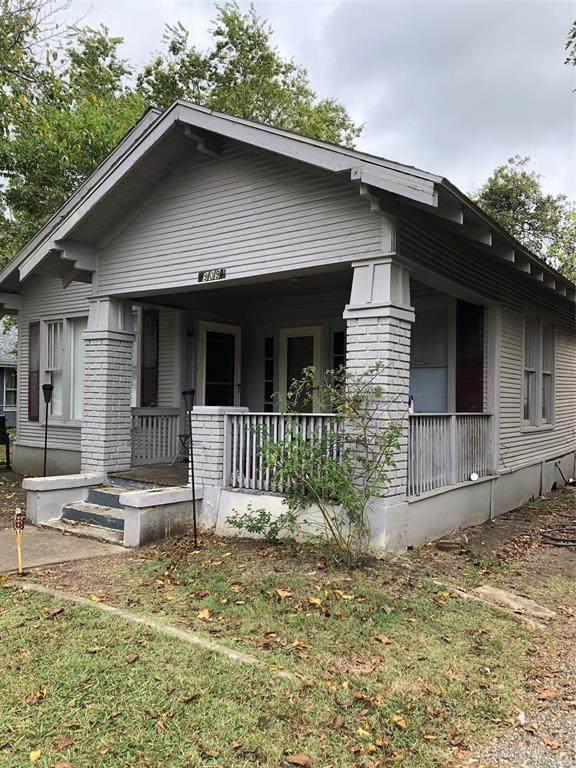 909 N Cleveland Avenue, Sherman, TX 75090 (MLS #14677952) :: Robbins Real Estate Group