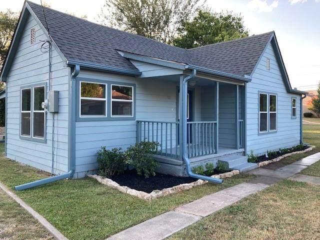 507 S Weaver Street, Gainesville, TX 76240 (MLS #14678061) :: Frankie Arthur Real Estate