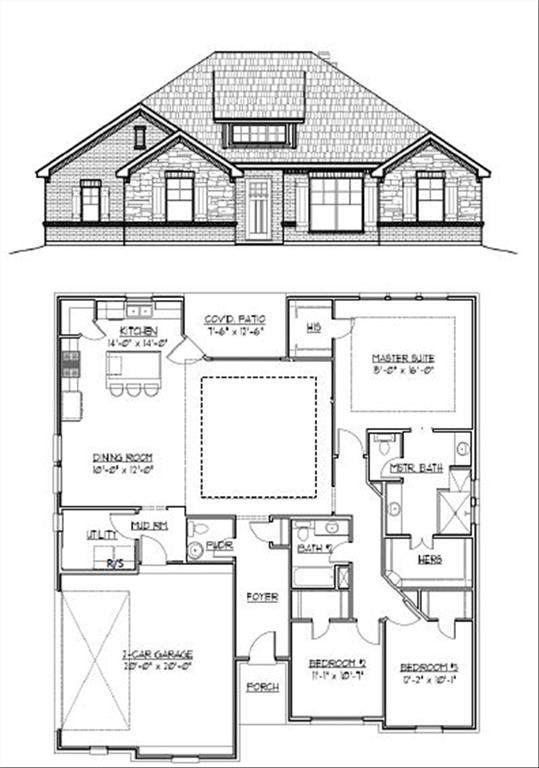251 County Road 4764, Boyd, TX 76023 (MLS #14678103) :: The Tierny Jordan Network
