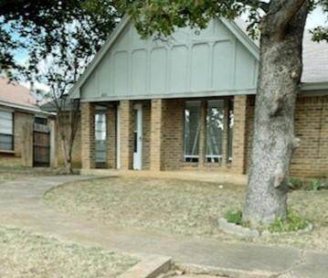 1618 Brown Trail, Hurst, TX 76054 (MLS #14678178) :: Front Real Estate Co.