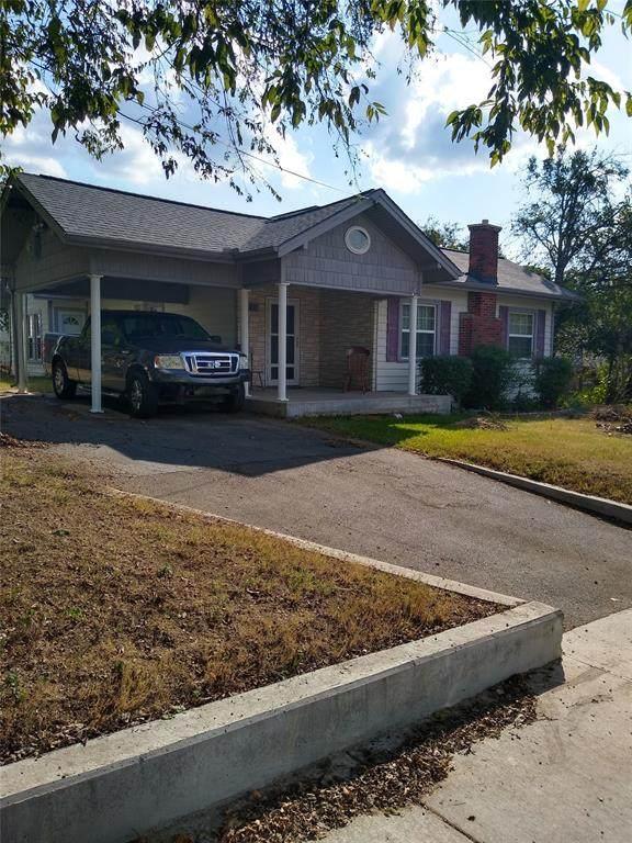 211 W College Avenue, Alvarado, TX 76009 (MLS #14678308) :: Jones-Papadopoulos & Co