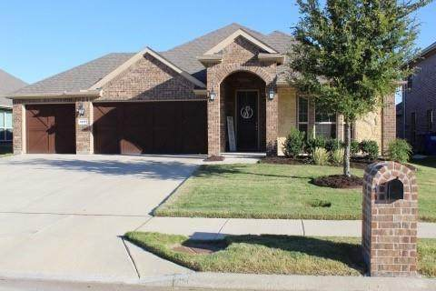 1417 Torrent Drive, Little Elm, TX 75068 (MLS #14678391) :: The Hornburg Real Estate Group