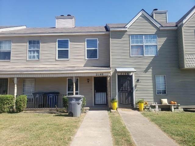 2140 Aspen Drive, Dallas, TX 75227 (MLS #14678411) :: Frankie Arthur Real Estate