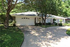 709 Kentwood Circle, Bedford, TX 76021 (MLS #14678786) :: RE/MAX Pinnacle Group REALTORS