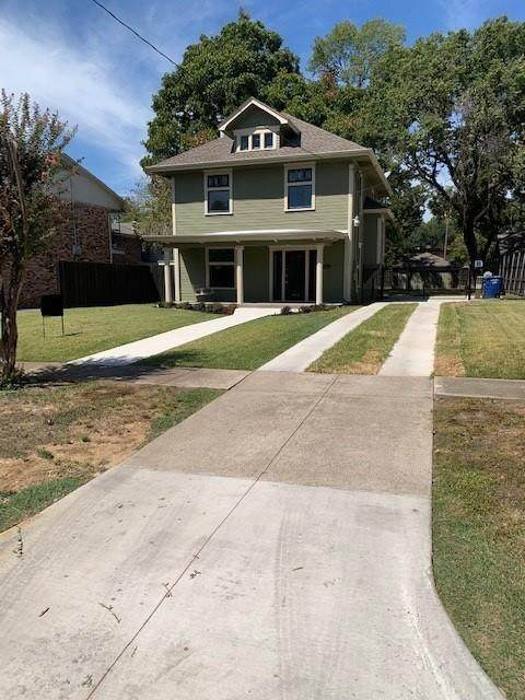 4935 Reiger Avenue, Dallas, TX 75214 (MLS #14678806) :: Real Estate By Design