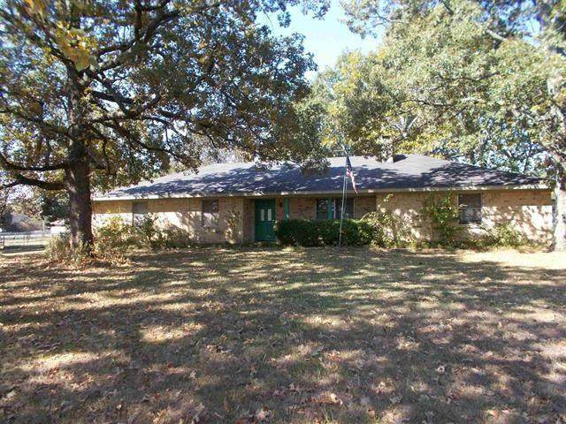 875 Mount Olive Road, Reno, TX 75462 (MLS #14679171) :: Real Estate By Design