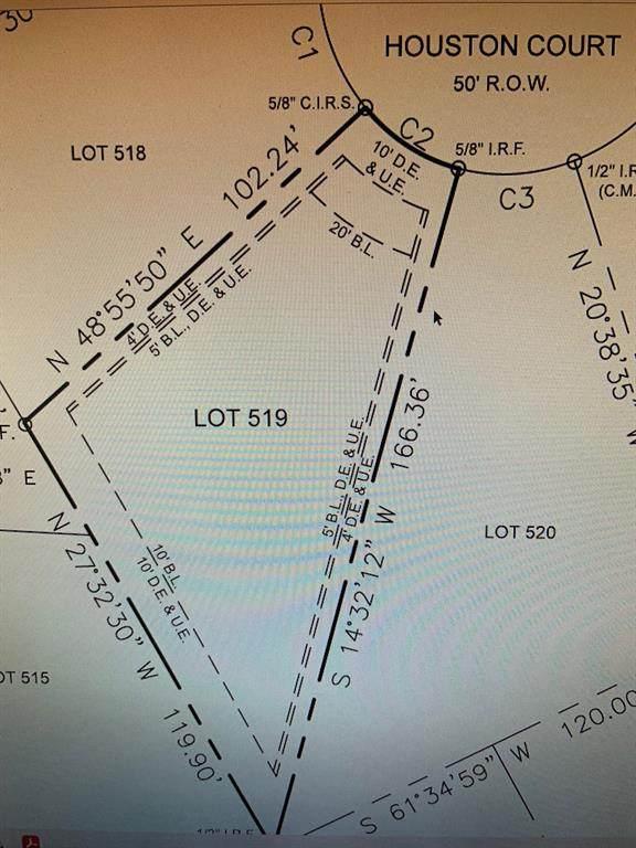 2619 Houston Court, Granbury, TX 76048 (MLS #14679362) :: Craig Properties Group