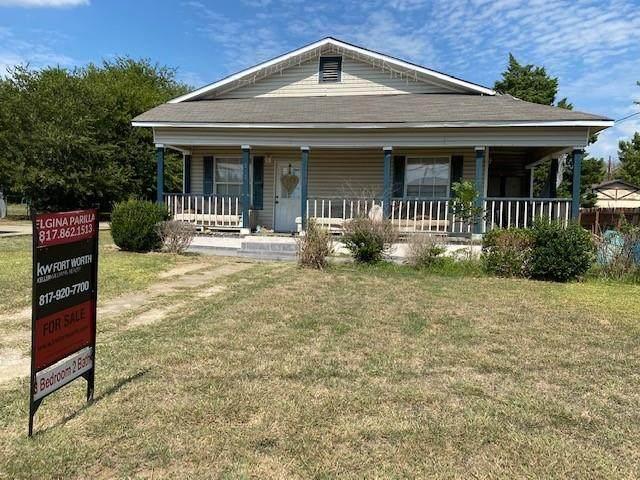 212 E 4th Street, Keene, TX 76059 (MLS #14679404) :: Real Estate By Design