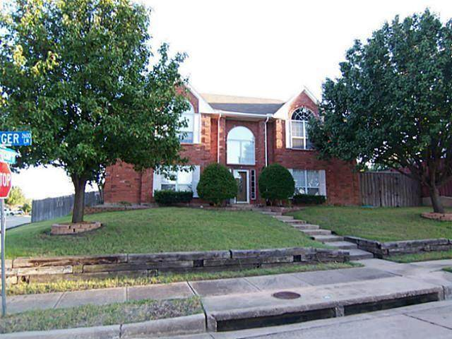 2614 Barger Lane, Sachse, TX 75048 (MLS #14680378) :: The Good Home Team