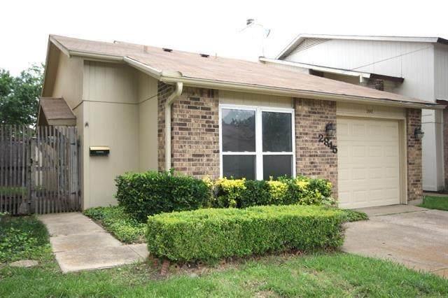 2845 Capella Circle, Garland, TX 75044 (MLS #14681943) :: Real Estate By Design