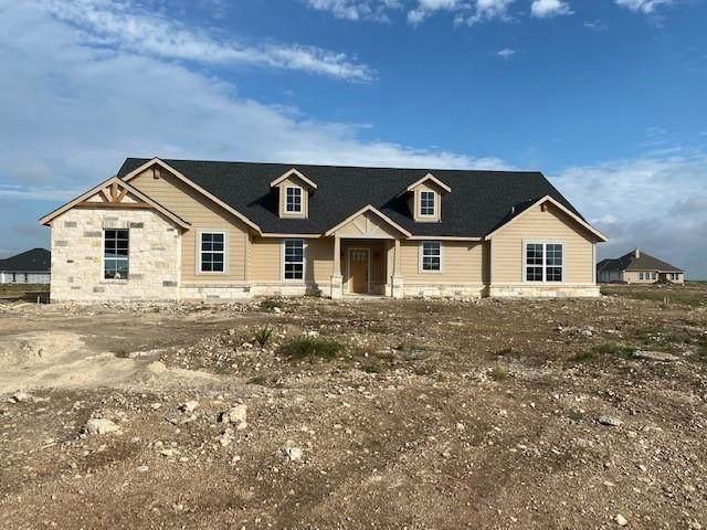 5009 Freestone Drive, Weatherford, TX 76085 (MLS #14682143) :: Trinity Premier Properties
