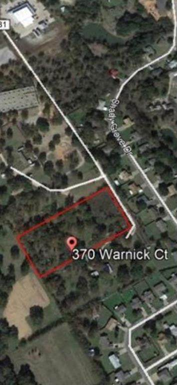 370 Warnick Court, Granbury, TX 76049 (MLS #14682684) :: The Mauelshagen Group