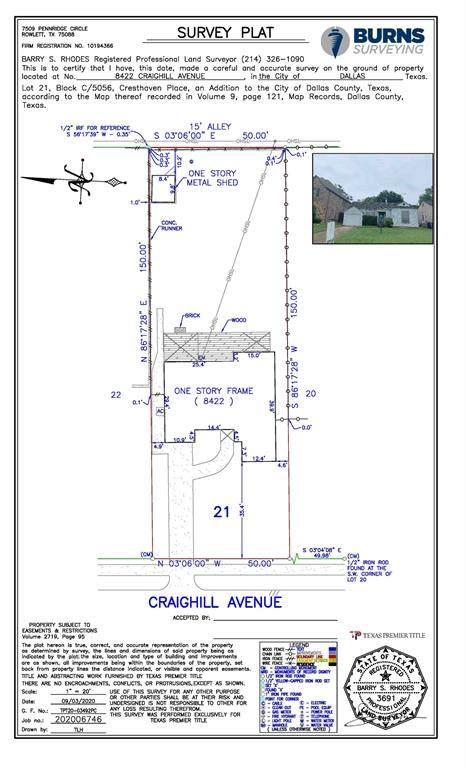 8422 Craighill Avenue - Photo 1